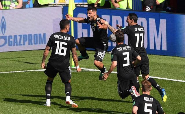 世界杯差点出现第6支出局球队! 击败冰岛救了梅西和阿根廷