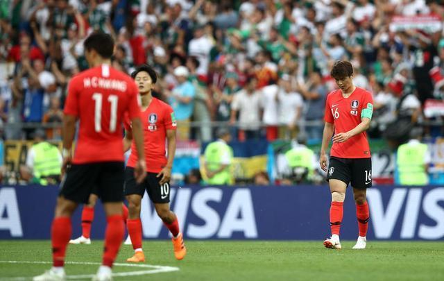 世界杯第2支基本出局的亚洲球队出现:近8场2平6负,成送分童子