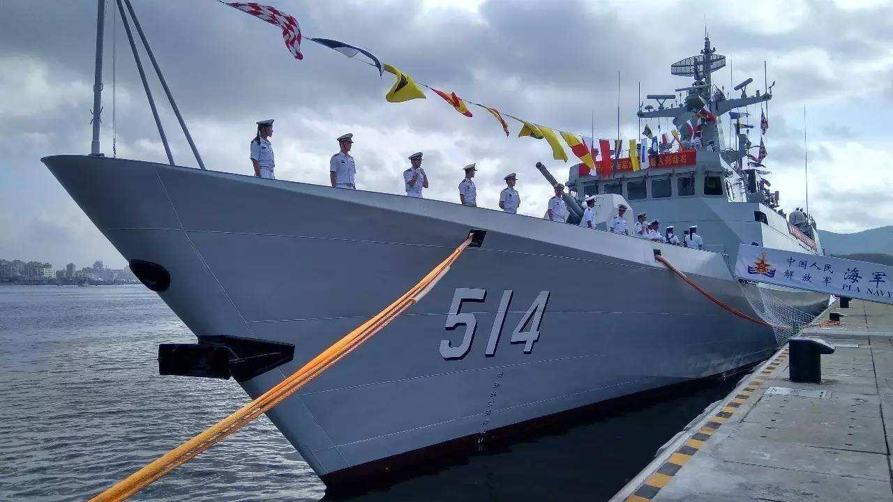 我海军驱逐舰舷号为何没有114?绝非迷信!或与这型舰停产有关