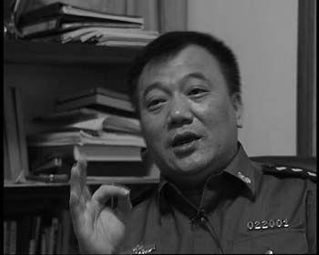 因公牺牲的公安局常务副局长
