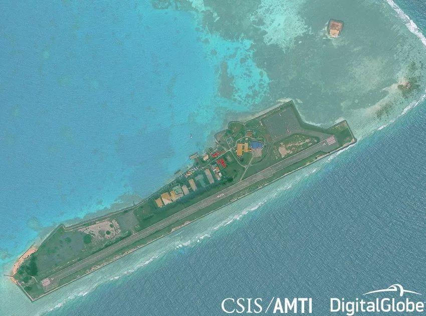东盟关键成员首次对南海表态:谁占据岛礁 那就是谁的!