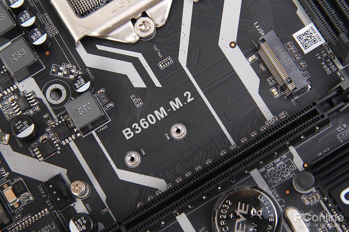 影驰b360m-m.2评测:入门级b360主板市场的大杀器