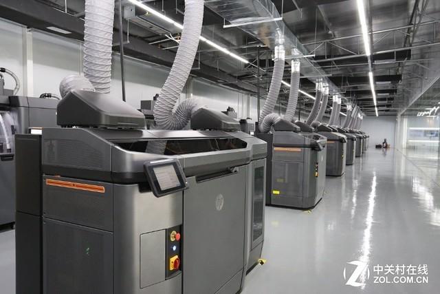 亚太最大 兰湾-惠普3D打印定制中心成立