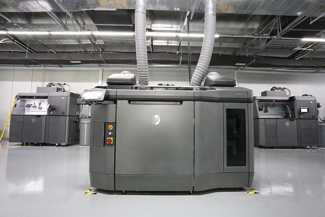 3000万10台惠普3D打印机 这投资值不值