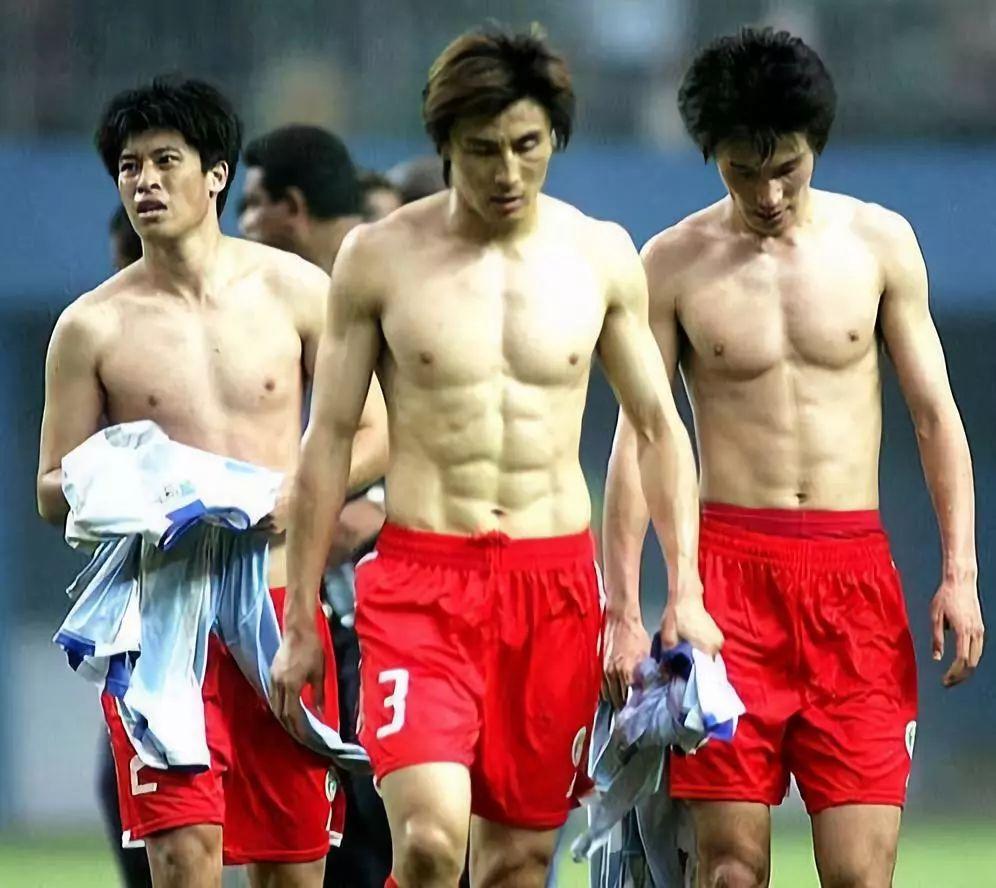 那一年,世界杯上有中国