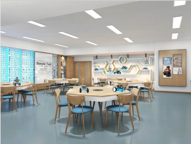 玩转物联网+STEAM教育:设计一个使用率高的校园创客空间,就照这么做