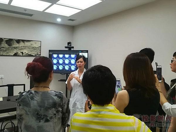 易通视讯云平台助推北方大陆集团全国远程医疗服务