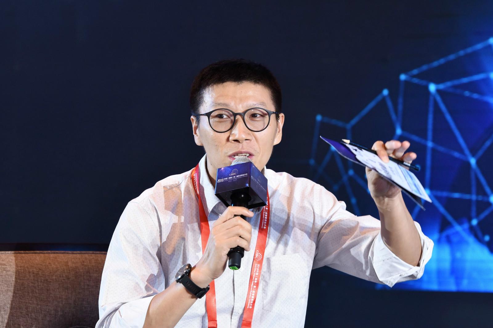 豆果美食创始人王宇翔:数据智能 探索新商业