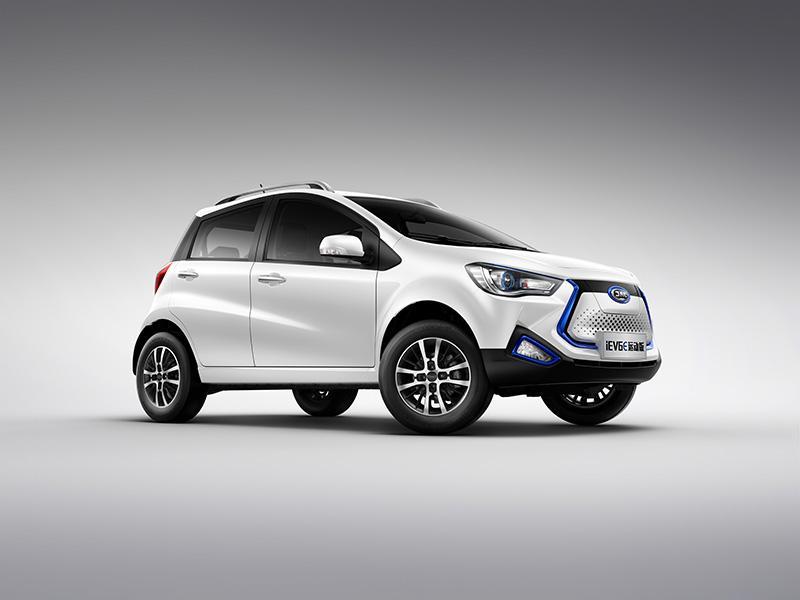 除了抢新能源汽车指标 销量第一的江淮iEV6E新款