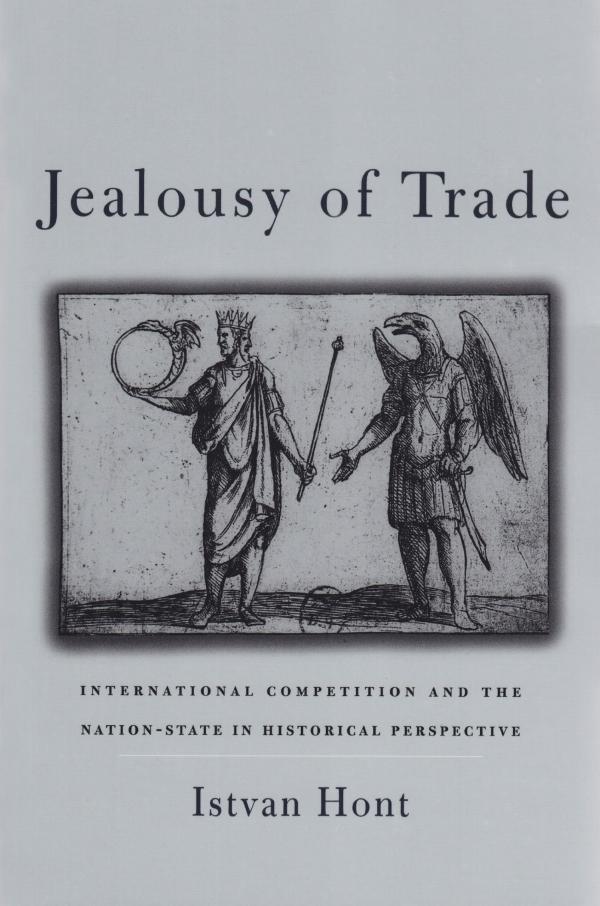 康子兴评《贸易的猜忌》�蛏桃怠⒗�史与现代政治
