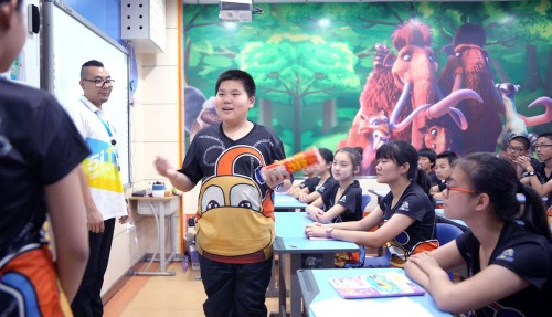 天童美语:告别抢跑式教育,减负得向课堂要质量