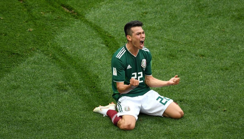 墨西哥虽败犹荣 重金属摇滚式打法赢得球迷心 淘汰赛或创奇迹?