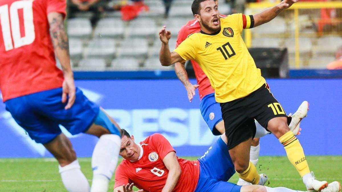 俄罗斯世界杯上最容易被侵犯的5名球员:内马尔曾被恶犯险些致残