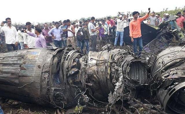 印度国产全新苏-30试飞时坠毁,两个月已坠毁4架