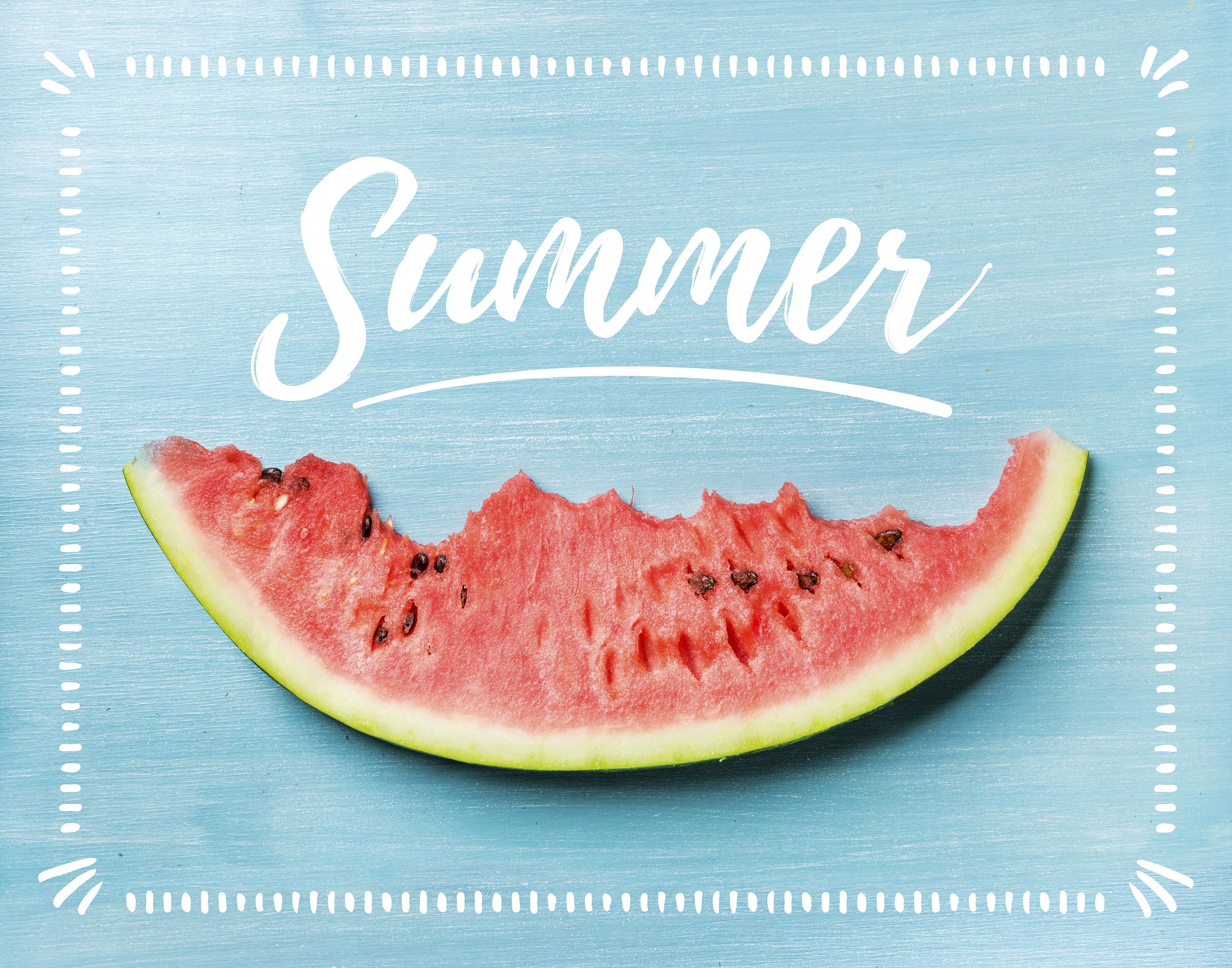 夏日养生篇:健康过夏天,你需要这么做