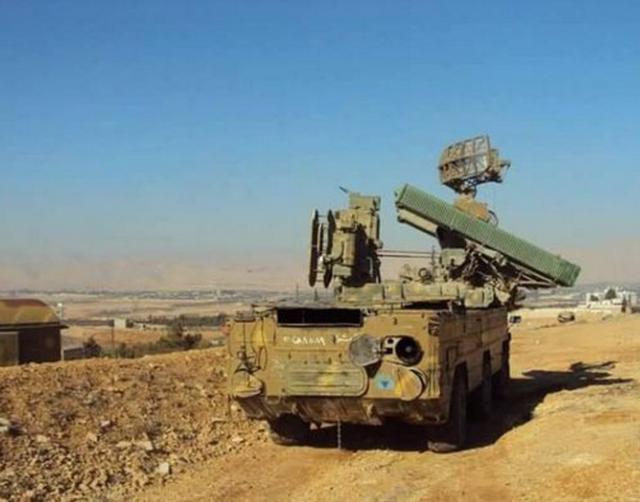 叙军战机靠近戈兰高地,上次还是2014年,以色列为何一直沉默?