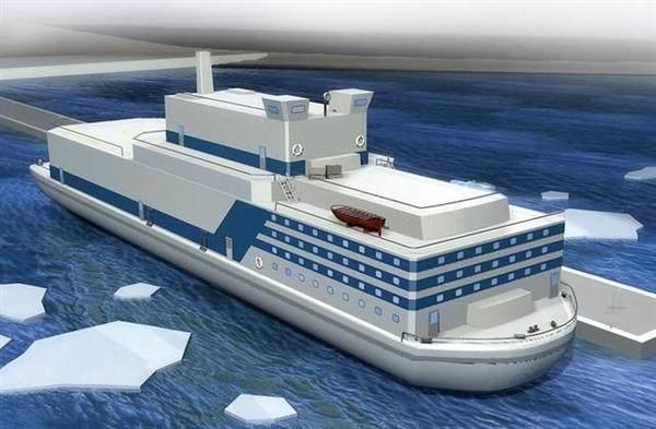 全球媒体关注中国核动力破冰船 但外媒报道存在常识错误
