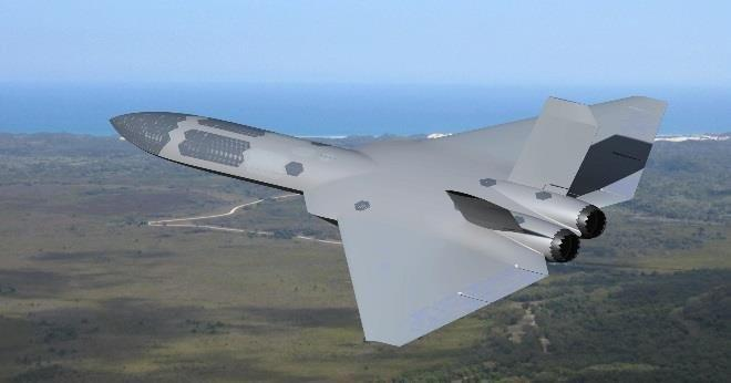 澳门威尼斯人电子游艺:担心歼20?美军开发隐形靶机的意图很明显