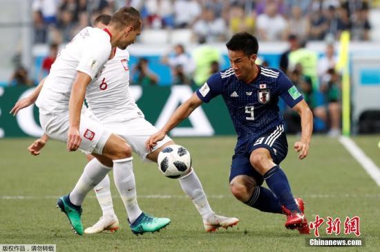 日本0-1负于波兰晋级