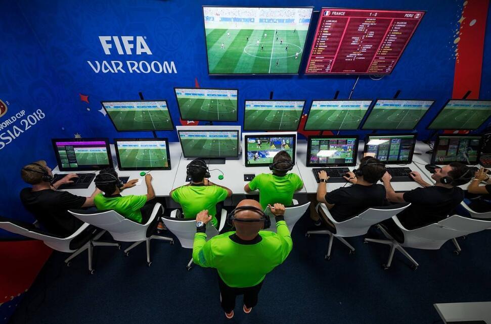 VAR发明者维权?西班牙男子向FIFA索赔1500万欧!并希望停止使用