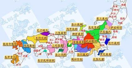 日本战国时代,为何村长们之间的战争也精彩纷