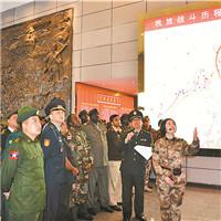 陆军勤务学院外军学员眼中的中国改革开放什么样
