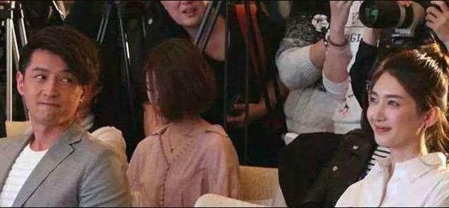 当明星和前任同台:胡歌不舍霍建华尴尬他忍着泪水说要抱抱_七星