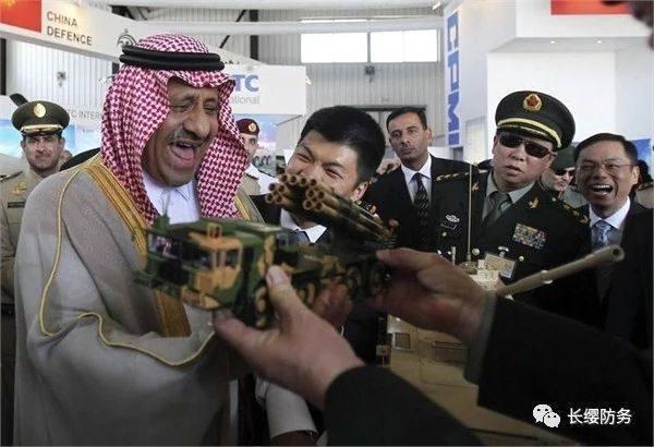 汉和报道红旗9防空导弹再次中标眼光最高的美国中东盟友