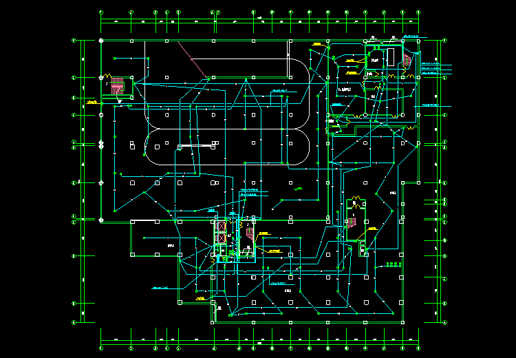 CAD符号素材图纸电气图库获取?附电气资读怎样懂cad图纸图片