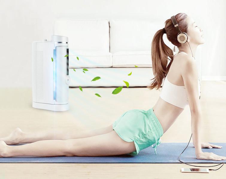 创意酷品:酷暑难耐,翼冷宝冷风机给你丝