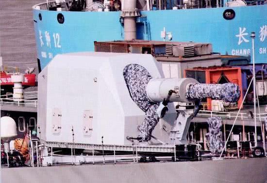 美智库:中国2025年前在万吨大驱上部署电磁炮