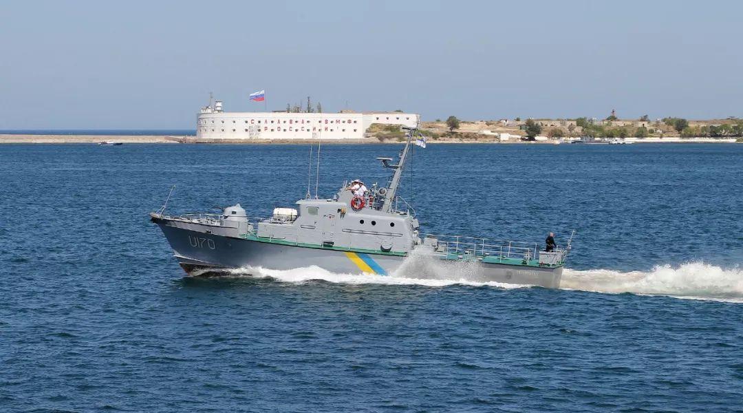 独家|美国要俄归还克里米亚,乌克兰海军:我们一艘军舰都没有!