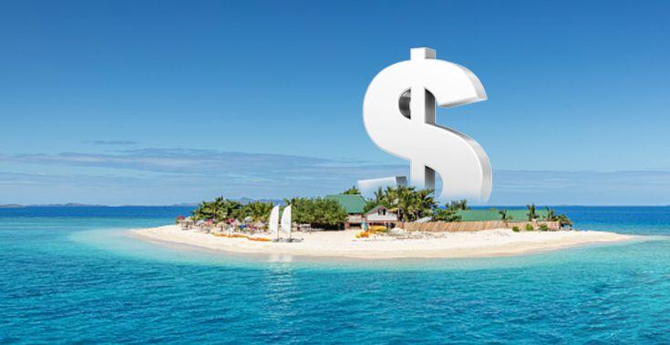 币圈大佬在加勒比海和日本分别买岛,要建数字货币特区