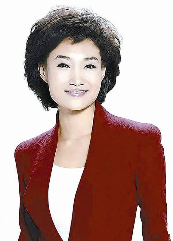 四十岁女明星发型图片_发型设计