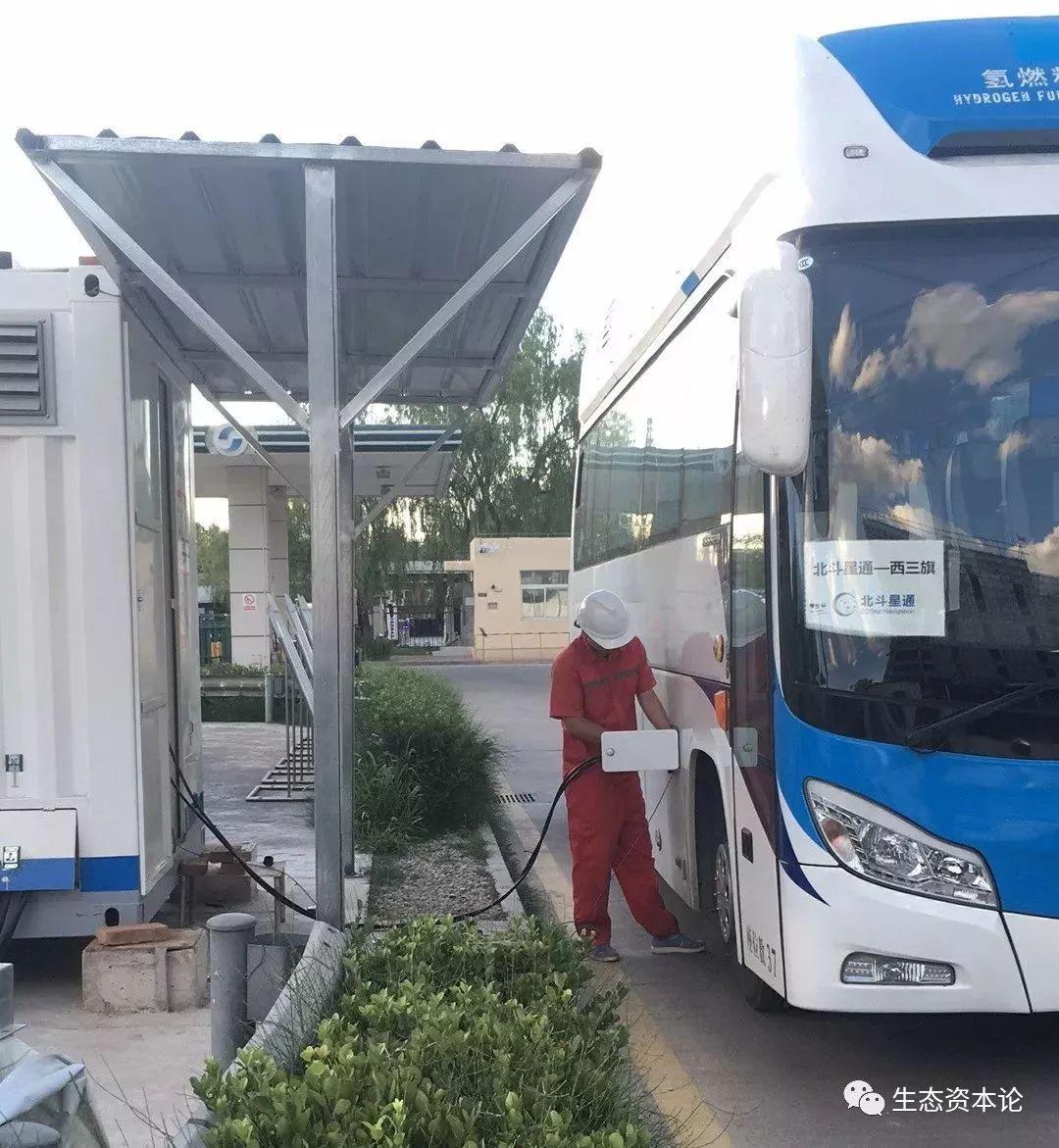 氢燃料电池