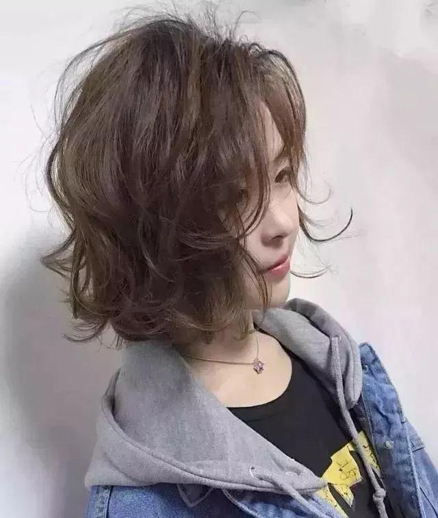 2018年流行的8款短发,看完忍不住想剪了!