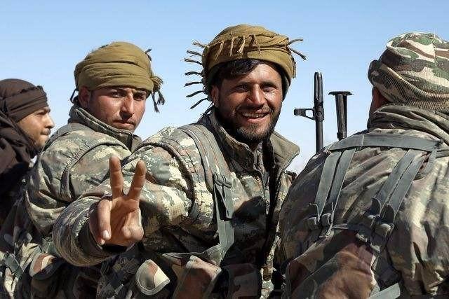 德拉反对派翻不起什么浪,库尔德要接受招安,形势对叙政府极有利