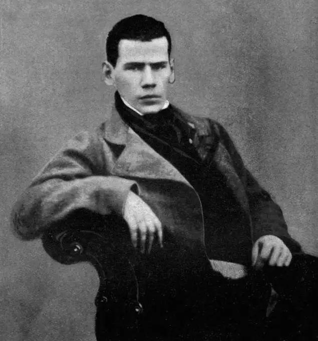 俄国文学巨匠托尔斯泰经典语录30句