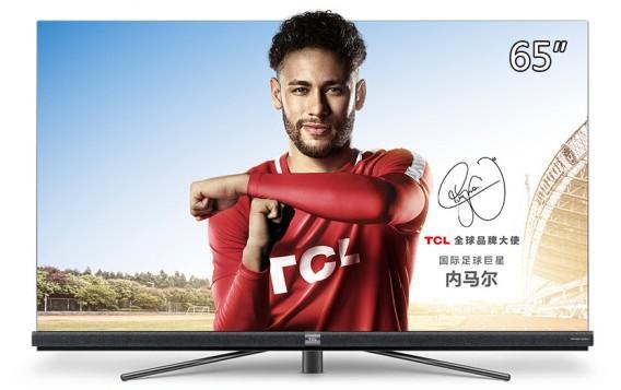 65寸TCL无边框全面屏电视65Q2超值价热售