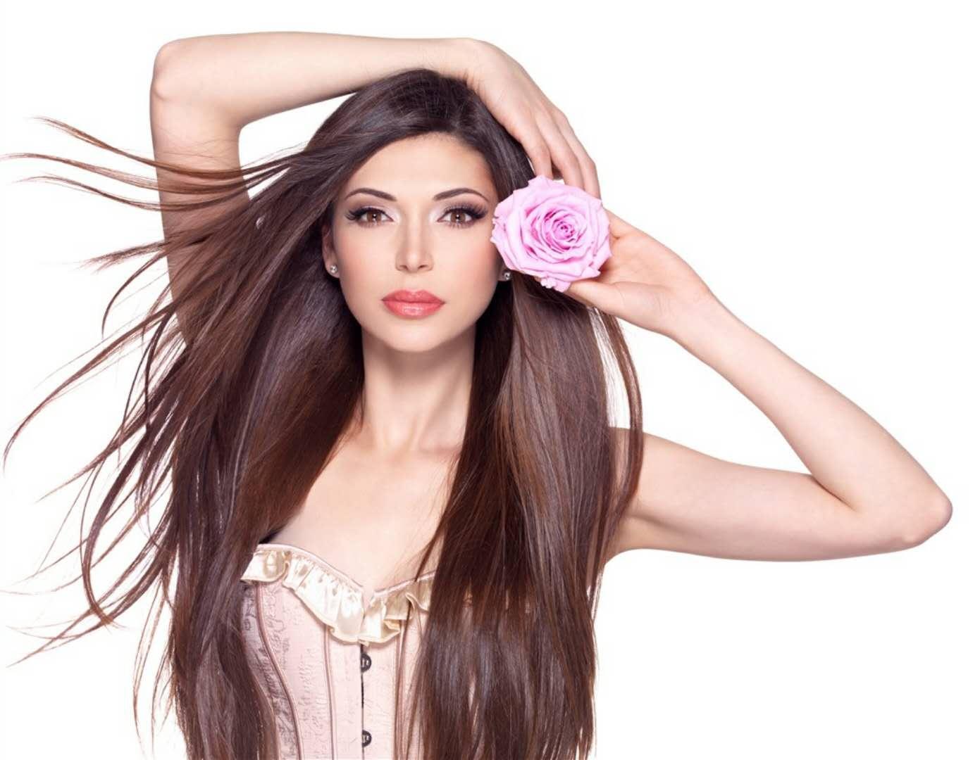 烫发后要如何护理,发质才能不变的和草一样?