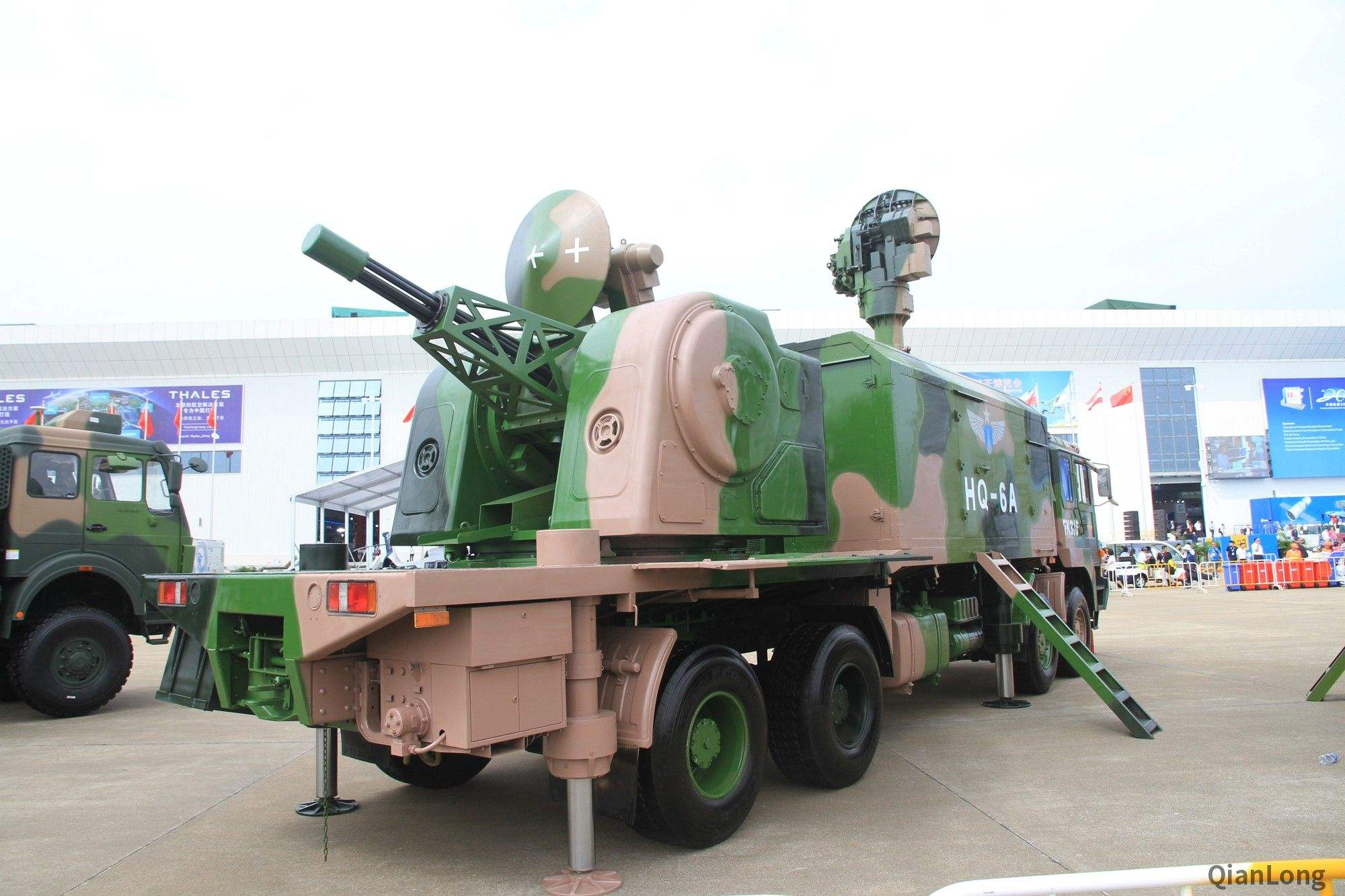 利比亞土法上馬造炮車,艦炮上岸套路不輸中美型號