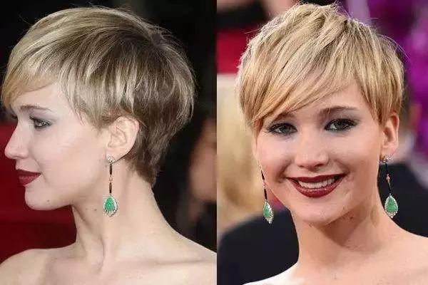 今年必火的几款短发,女神们都剪了