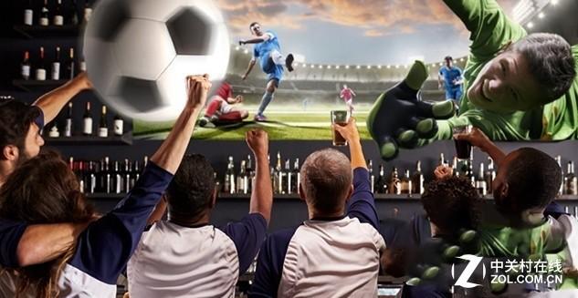 动态拖尾仍需完善 世界杯暴露投影缺陷
