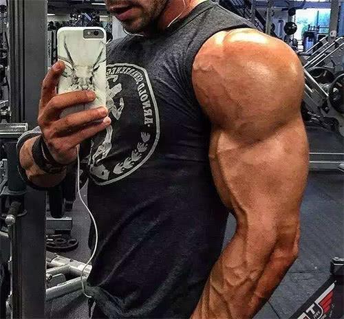 1组高效肩部训练,4个动作帮你练好肩部肌肉,拥