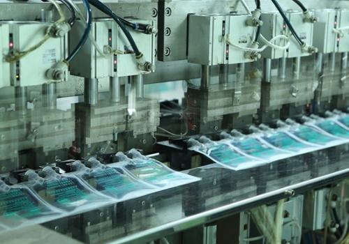 济民制药生产线