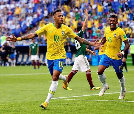 巴西VS比利时前瞻:黄金一代出击 影帝内马尔再献神作?