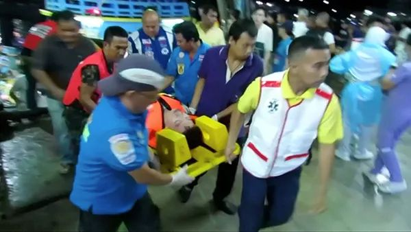 普吉岛沉船事故遇难者升至40人,泰警方:应该都是中国人