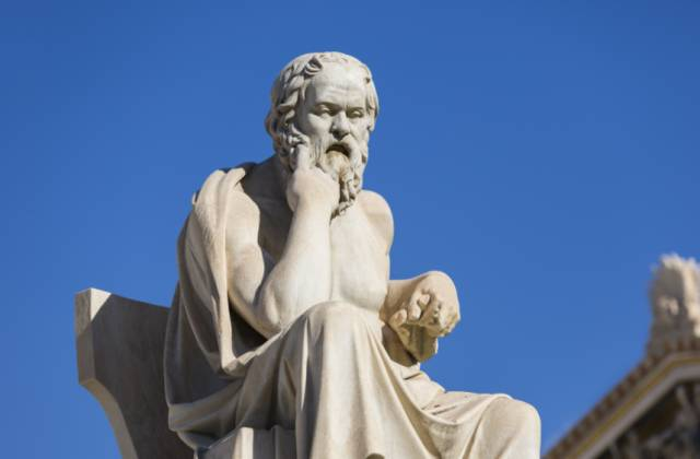 苏格拉底十八句经典语录,帮你重塑人生