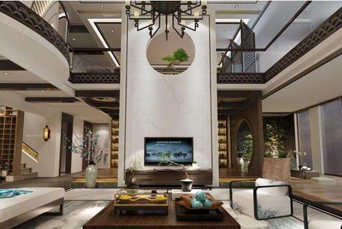 二,三层别墅装修风格——欧式风格