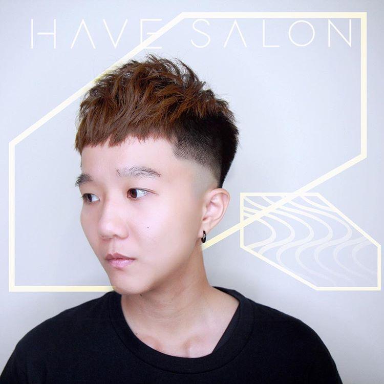 2018夏季最火的男生发型发表,最后一款最有型图片
